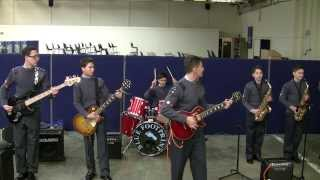 preview picture of video 'Air Cadets National Marching Band Championships 24.11.13 - Ensemble, South West Region'