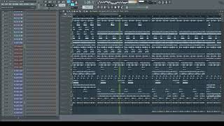 [SC]Smash3r in FL Studio: How my usual workflow going