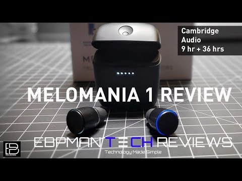 External Review Video QXqPeHcKtao for Cambridge Audio Melomania 1 Wireless Headphones