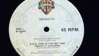 Deodato - S.O.S. Fire In The Sky. video