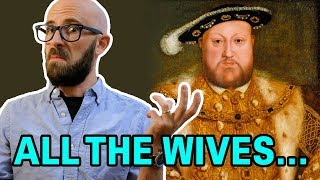 The Fascinating Saga Of The Many, Many Wives Of King Henry VIII