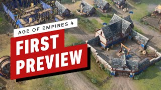 Age of Empires 4: First Campaign and Gameplay Details Revealed by IGN