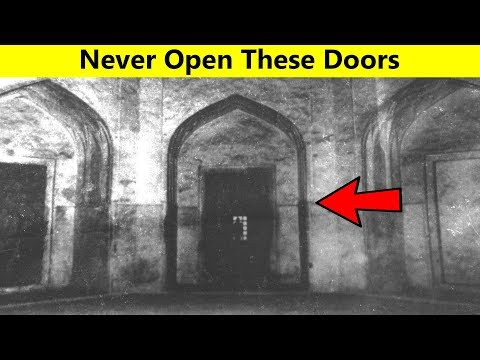Mysterious Locked Doors That Can Never Be Opened