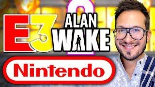 Alan Wake 2, From Software violemment taclé, Stadia donne RDV, Nintendo prépare l'E3