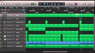 Tupac - Shorty Wanna Be a Thug Instrumental Remake (Logic Pro X)