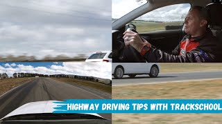Highway Driving Tips
