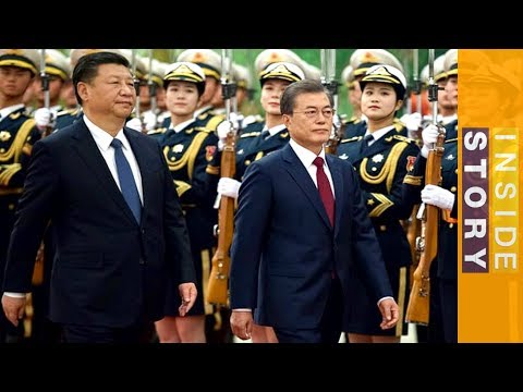 Inside Story - Seoul and Beijing: Mending relations or widening gulf?