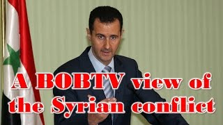 A BOBTV view of the Syrian conflict