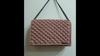 Μοναδική Χειροποίητη Τσάντα - Unique Handmade Bag - Handmade Sophie Greece