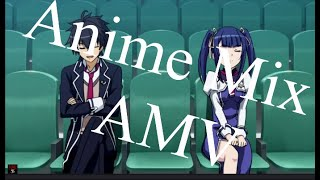 Anime Mix AMV 12 Stones ( psycho )