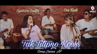 Chord Kunci Gitar Tak Titipno Kowe - Syahiba Saufa Ft Esa Risty