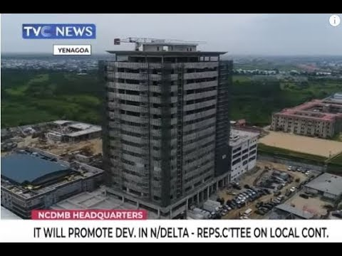 NCDMB headquarters will promote development in Niger Delta