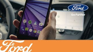 Ford SYNC 3 – Android Auto