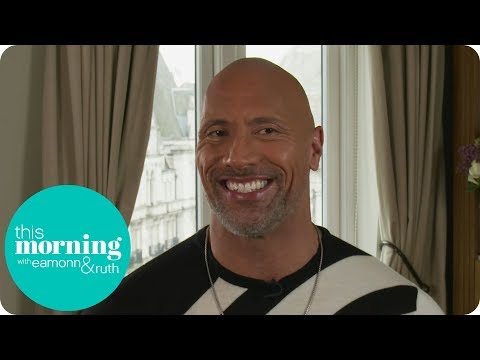 Dwayne Johnson Is Always Happy to Be Called 'The Rock' | This Morning