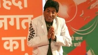 When Raju Shrivastav mimicked Lalu Yadav in front of him | Kholo.pk