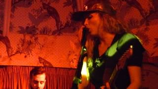 The Ting Tings - Only Love live the Deaf Institute, Manchester 29-11-14