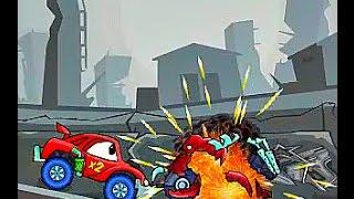 развивающие мультики для детей  мультик игра машина ест машину серия 6 - мультфильм про машинку