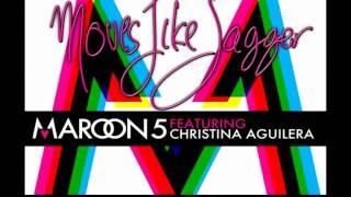 Maroon 5 feat Christina Aguilera - Moves Like Jagger (OrgazmiXound remix)