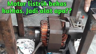 Download Video Wow !!! Bikin Alat canggih dari Compresor bekas kulkas.  Karya ROSLIN TEHNIK MP3 3GP MP4