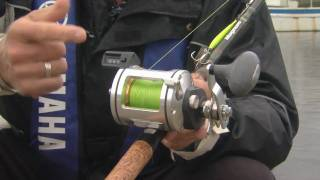 Trolling Rods and Reels explained