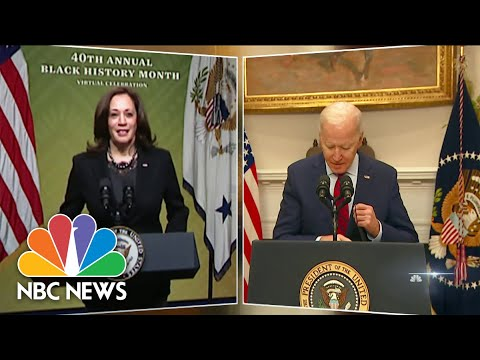 House Passes Biden's Covid Relief Bill | NBC Nightly News