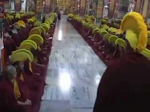 Duxang Chenmo of Sera Jey monastery