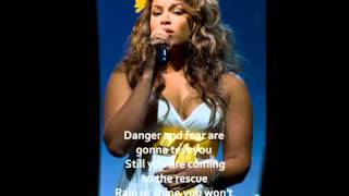 Jordin Sparks - Road To Paradise Lyrics HQ