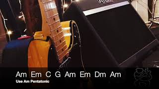 New backing track added to our youtube channel!