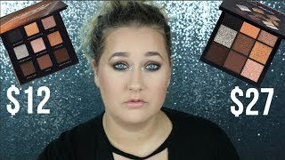 Huda Beauty Smokey Obsessions Dupe?!? | Battle Of The Palettes