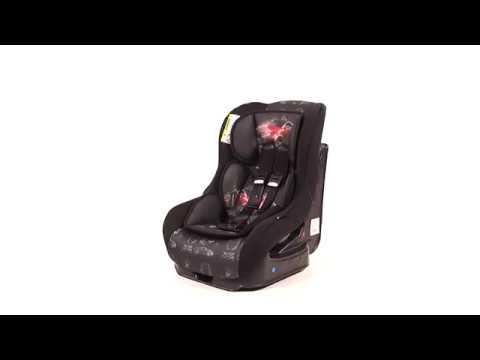 Детское автокресло LORELLI BETA PLUS 0-18 кг ROSE GIRL