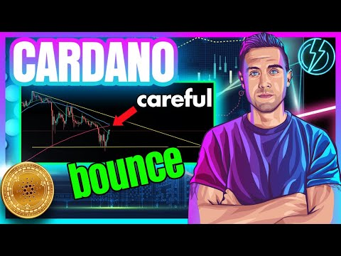 Cardano Price Shows Strength In Volatile Times. ADA Needs To Break This Area...