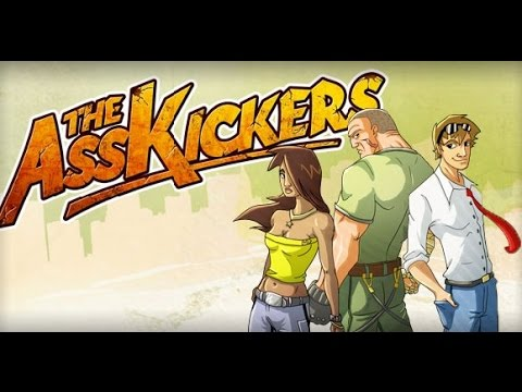 The Asskickers-Steam Edition