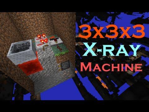 x ray minecraft 1.13.2