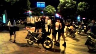 preview picture of video 'Wenling Marktplatz'
