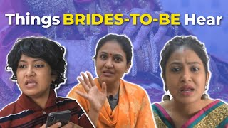 Things Every Girl Hears Before Her Wedding // Captain Nick