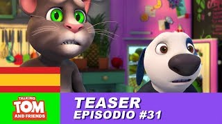 ESTE JUEVES en Talking Tom and Friends (Teaser del Episodio 31)
