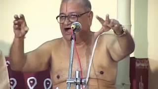 Veda Sadas - Experiences with Maha Periyava - (20.1.2007)