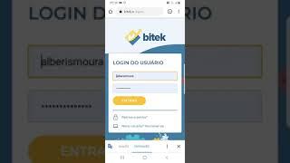 Saque bitek ( melhor site de investimentos 2019)