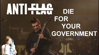 Anti-Flag - Die For Yor Government I Live Backstage Munich