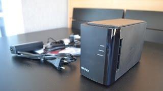 Buffalo LinkStation Duo NAS (4TB) - Unboxing