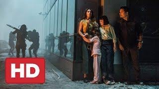 Netflix's Extinction Trailer (2018) Michael Pena, Lizzy Caplan