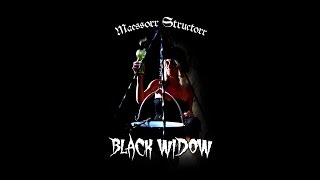 Video Maessorr Structorr - BLACK WIDOW (official music video)