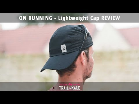 On running Lightweight cap review