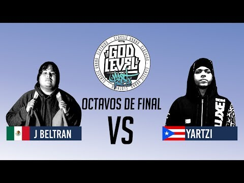JONY BELTRAN VS YARTZI / OCTAVOS  / GOD LEVEL ARGENTINA
