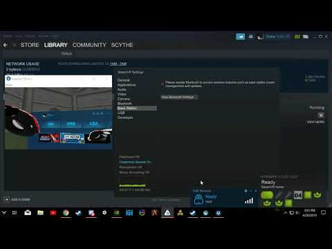 Steam Vr Games Freezing