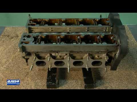 PEUGEOT 206 16V (RFN) Full gaskets set - Juego Completo de juntas AJUSA