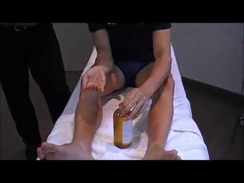 Douleur dans le diabète jambes