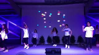 LUZ Y SAL - Grupo de baile AMAZING CHRISTIAN SCHOOL (12/17/2017)