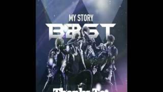 BEAST/B2ST's Jun Hyung & Yo Seob - Thanks To