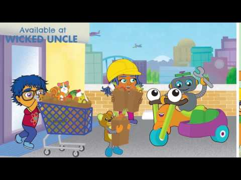Youtube Video for Automobile Engineer Kit - with Storybook!